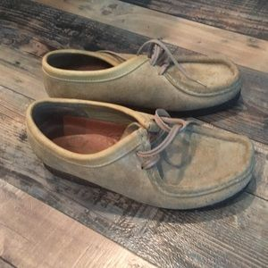Clarks Shoes - Clark's Original Wallabees